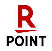 Logo dei Super Points di Rakuten